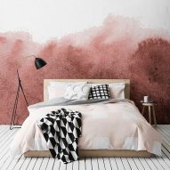 Pinterest names watercolour prints and 1970s furniture as top interiors trends for 2017