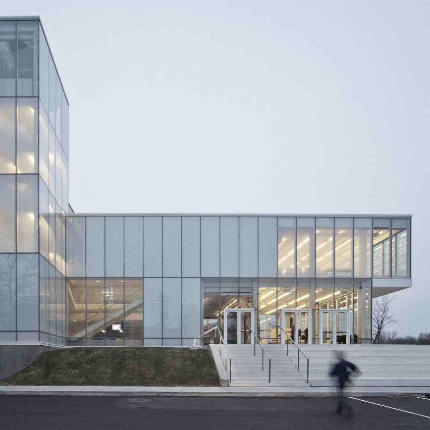 Musée d'art de Joliette by FABG