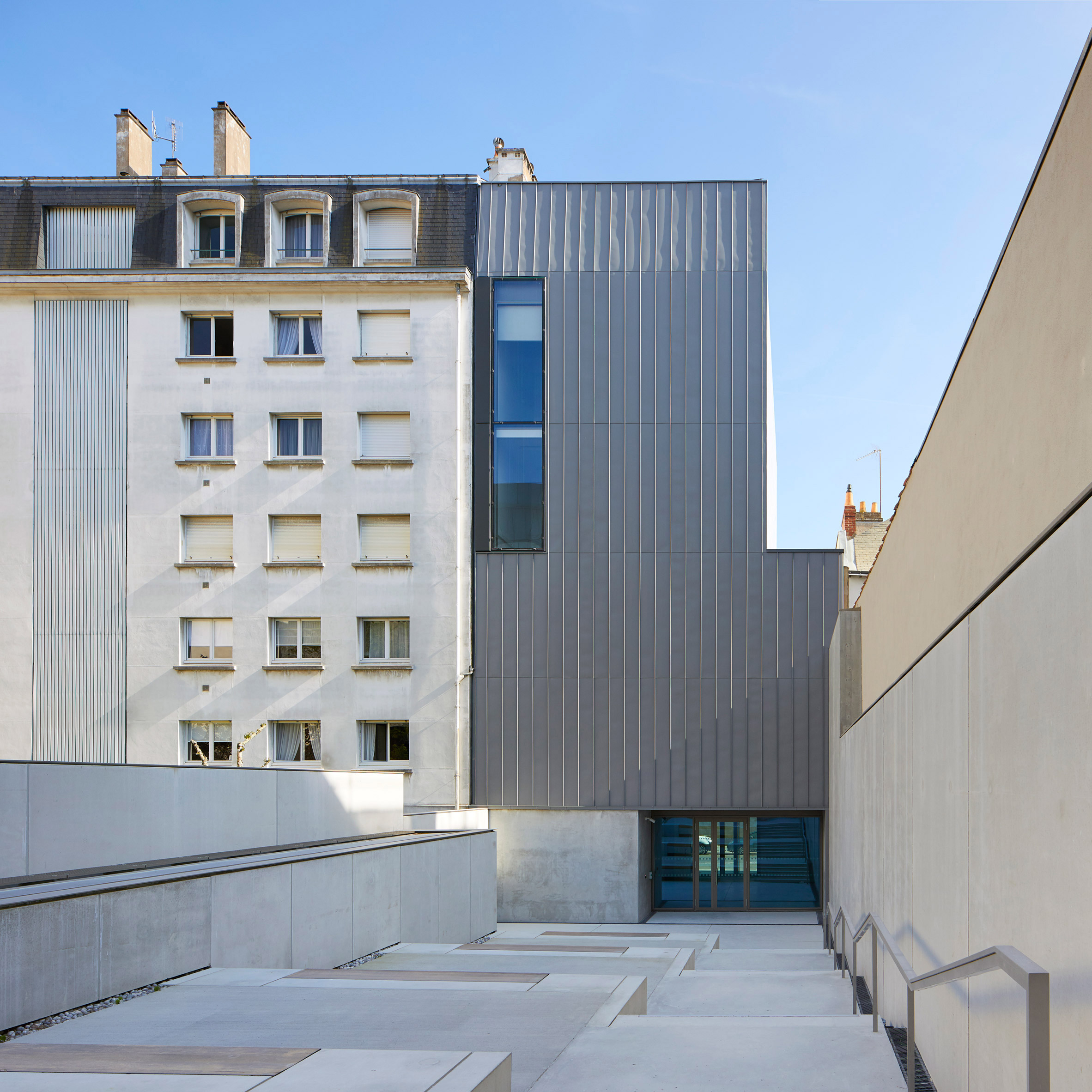 Stanton williams completes renovation of beaux arts museum for B architecture nantes