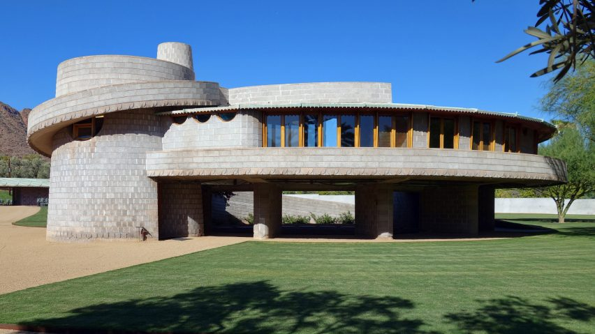 Frank Lloyd Wright house in Phoenix donated to Taliesin architecture school
