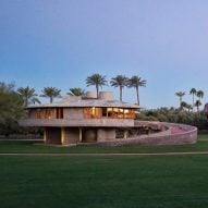 Frank Lloyd Wright house intended for Taliesin architecture school up for sale
