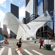 Santiago Calatrava's World Trade Center Oculus continues to leak