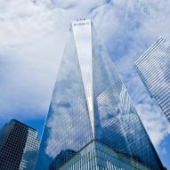 Richard Rogers' Three World Trade Center nears completion in New York