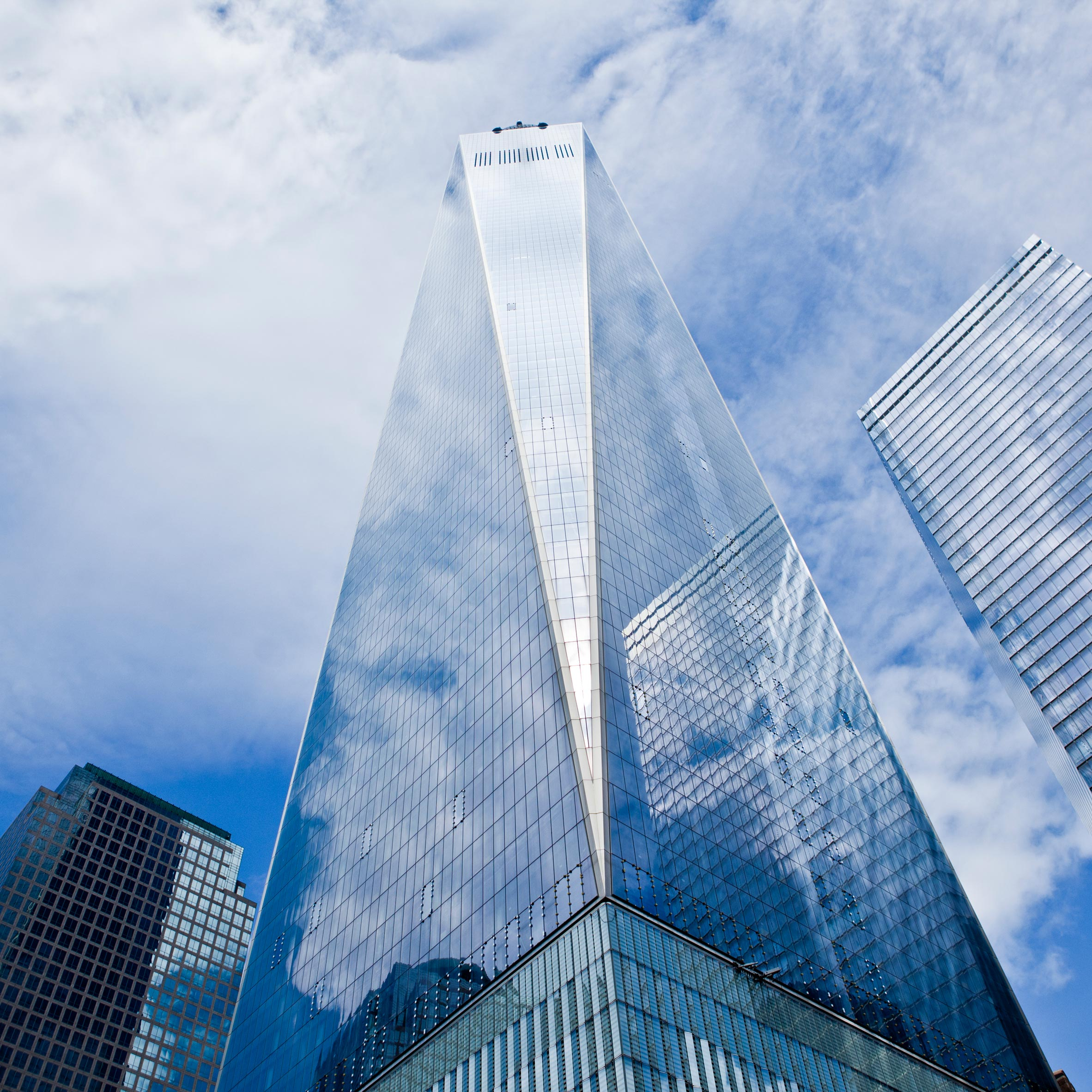 One World Trade Center Dezeen