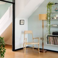 Jailmake overhauls south London home to make kitchen garden the focal point