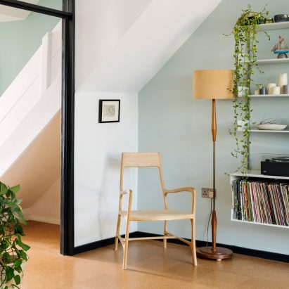 Jailmake overhauls south London home to make kitchen garden the focal point. British house design and architecture   Dezeen