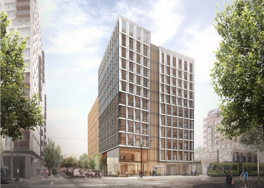 News: Portland timber tower receives permission