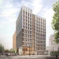 Portland tower becomes first timber high-rise to gain planning consent in the US