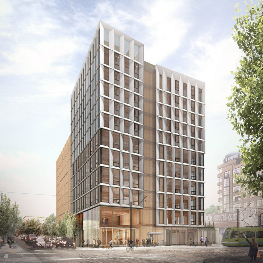 Portland Tower Becomes First Timber High Rise To Gain