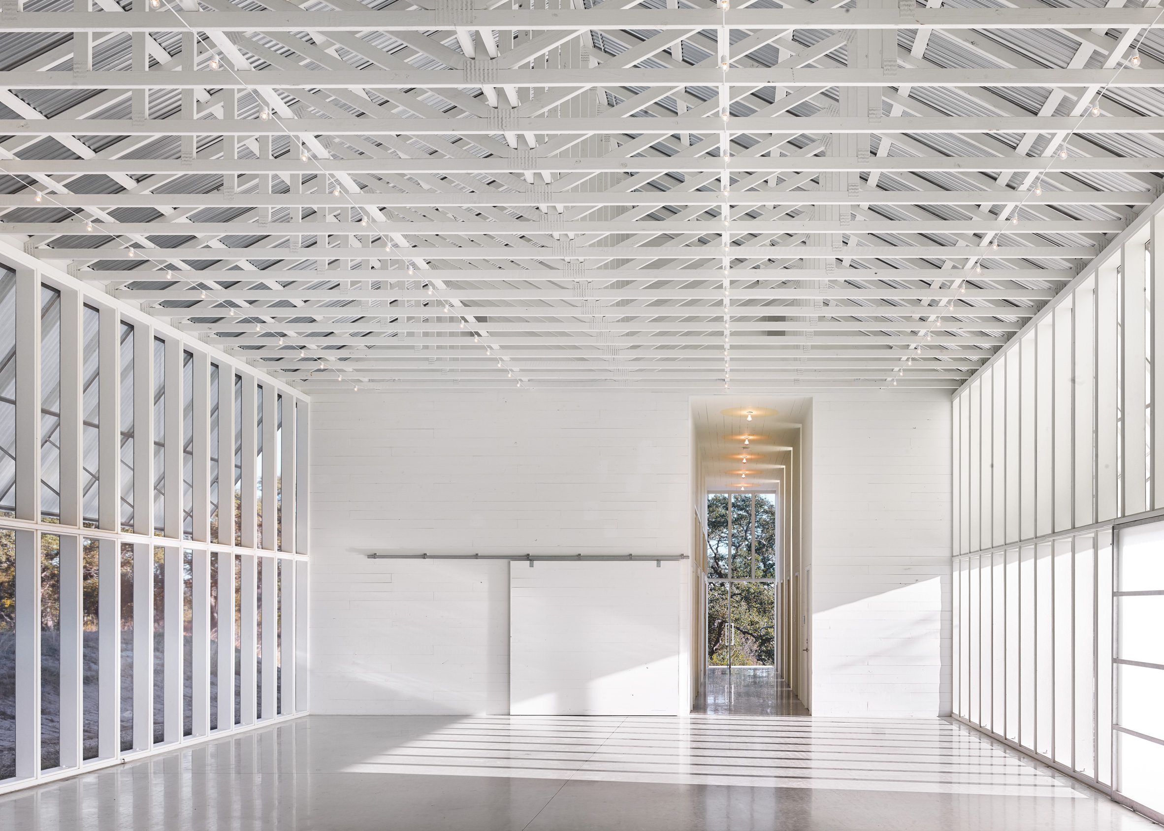 Prospect House, Dripping Springs, Texas, by Max Levy Architect