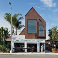 Brett Farrow converts auto body shop into restaurant complex in Southern California