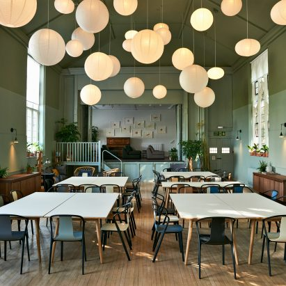 Ilse Crawford Creates Dining Space With Dignity For London Soup Kitchen