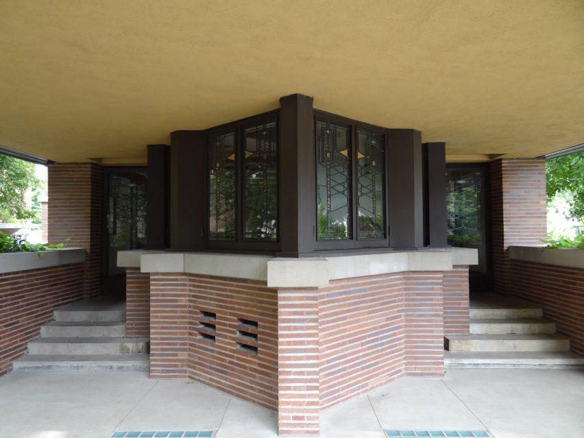 Charmant Robie House By Frank Lloyd Wright