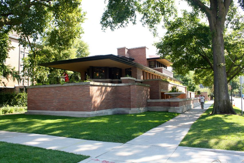 Frank Lloyd Wrights Robie House Was His Most Consummate Expression