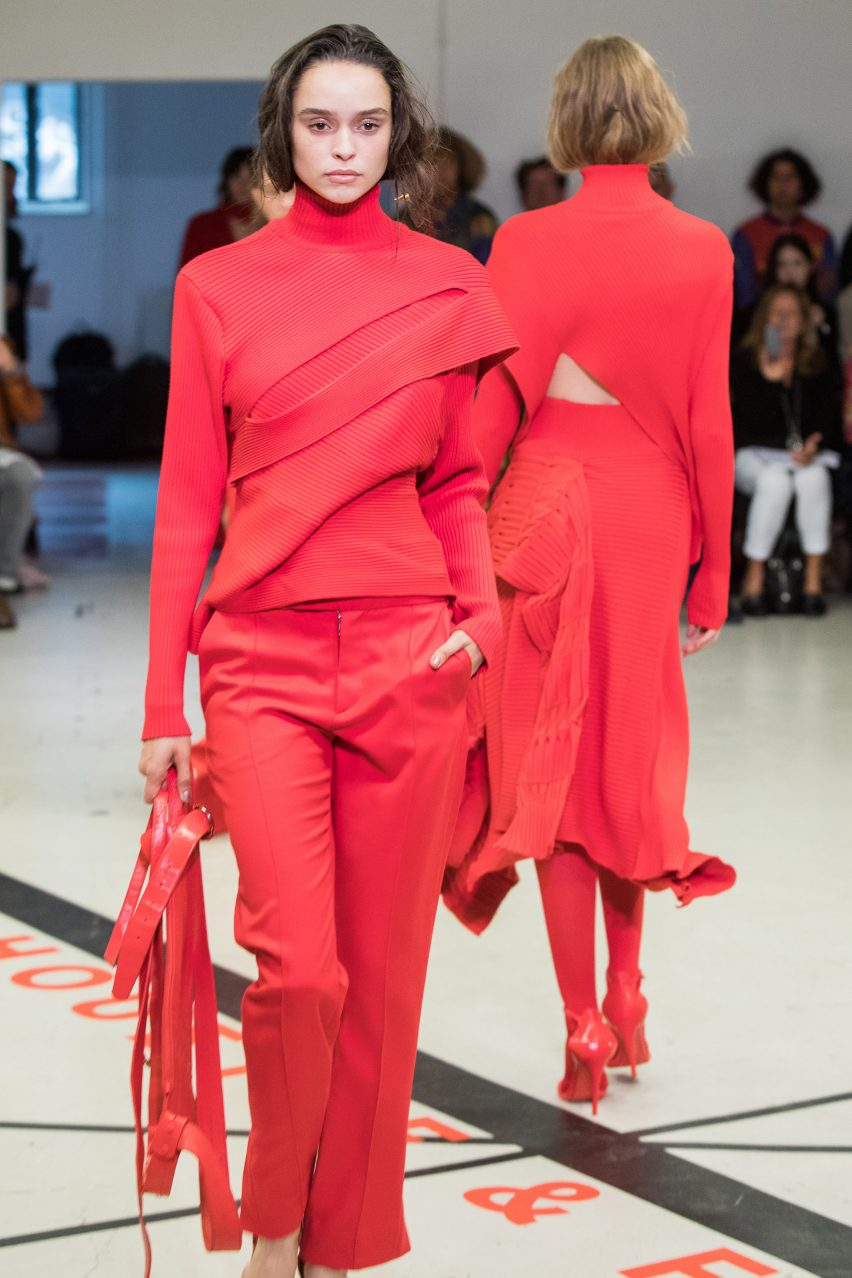 Royal college of art fashion show 20