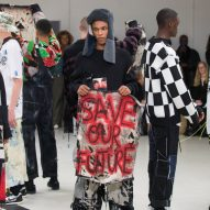 15 highlights from this year's Royal College of Art MA Fashion show