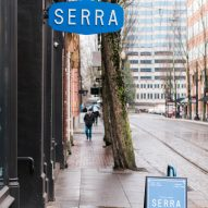 Serra weed dispensary in Portland, Oregon