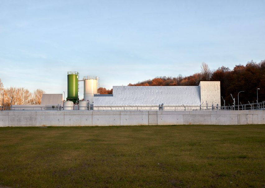 Sewage Treatment Plant in San Claudio, Spain, by Padilla Nicás Arquitectos