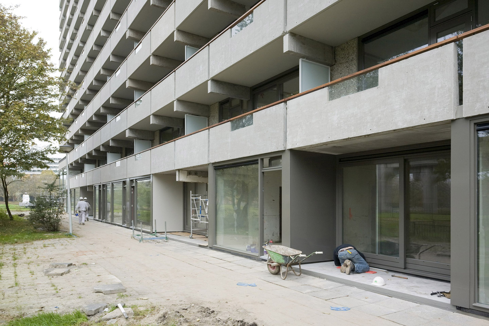 Unfinished homes touted as potential solution to the global housing crisis