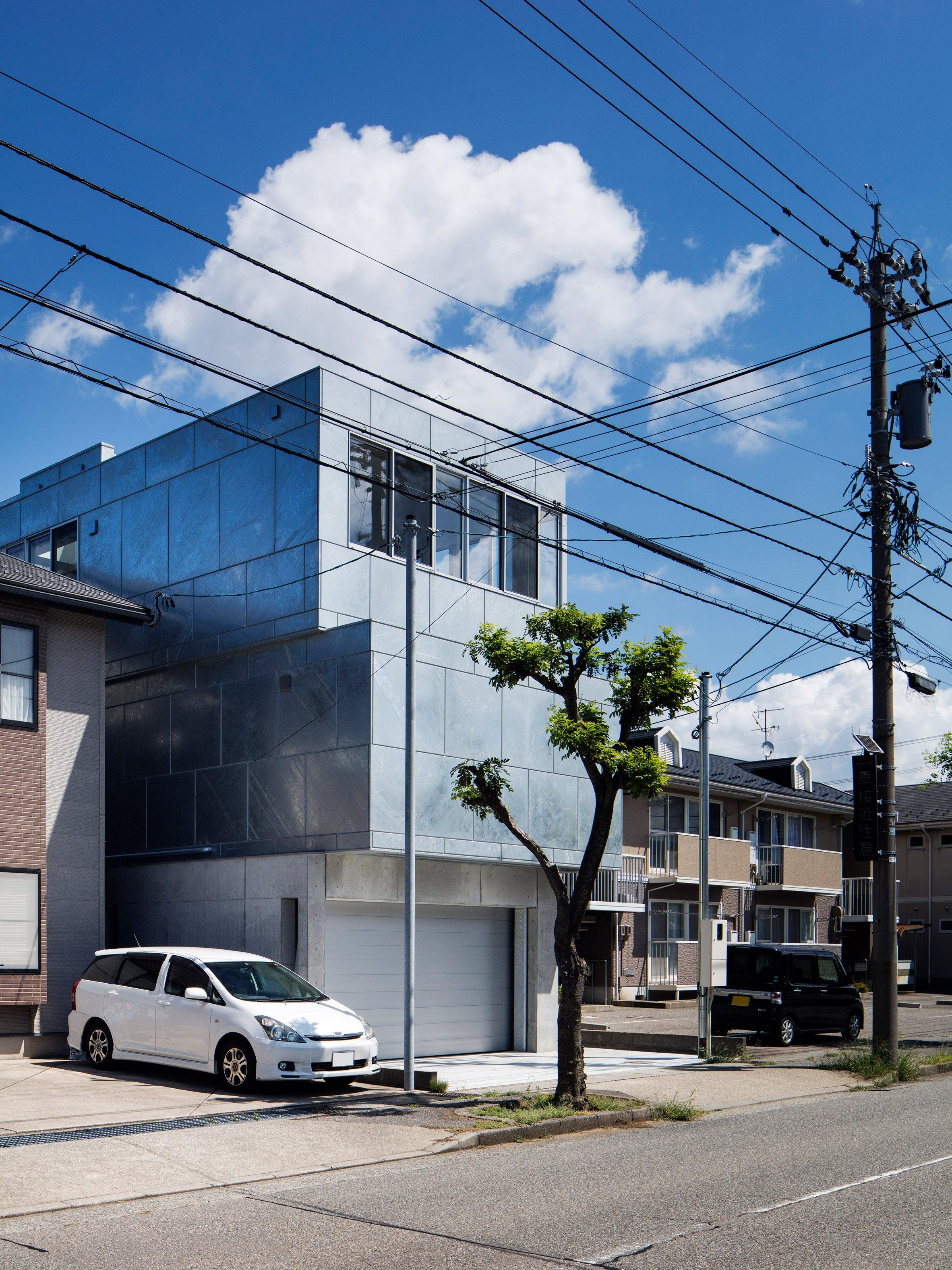 Shinbohon House K by Yuichi Yoshida and associates