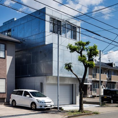 Shinbohon House K by Yuichi Yoshida and associates
