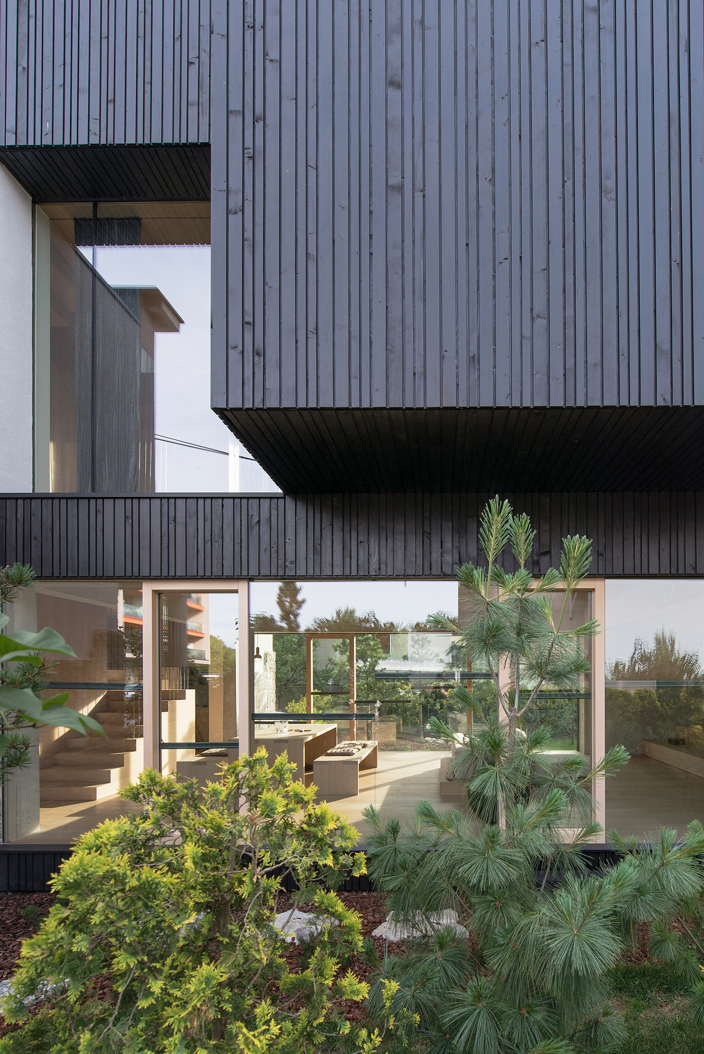 Shoebox House by OFIS Architects