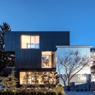 Shoebox House by OFIS Architects