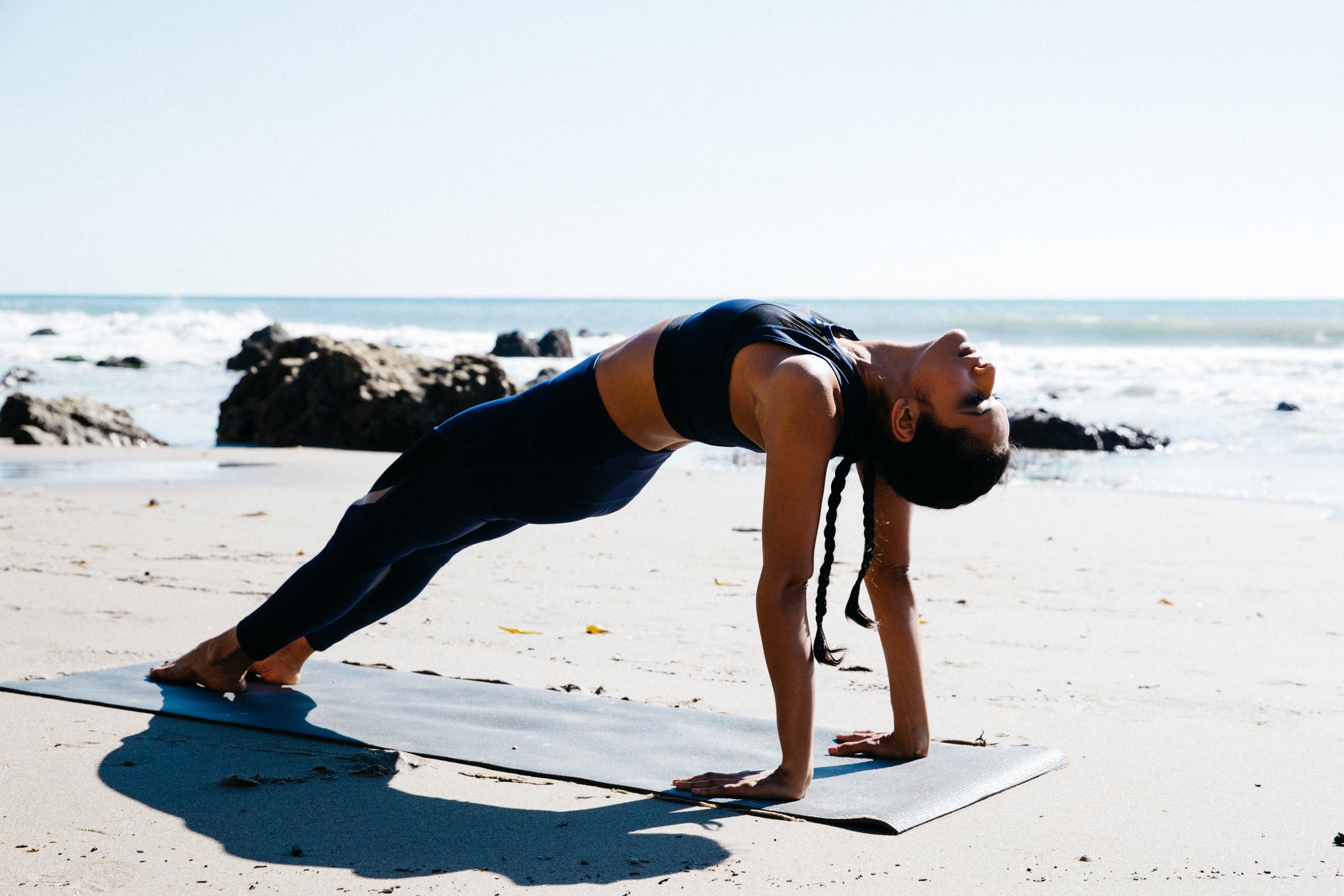 Smart yoga pants by Wearable X