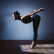 Smart leggings by Wearable X vibrate to correct imperfect yoga poses