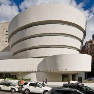 Frank Lloyd Wright subverted typical art-gallery layouts with spiral Guggenheim museum