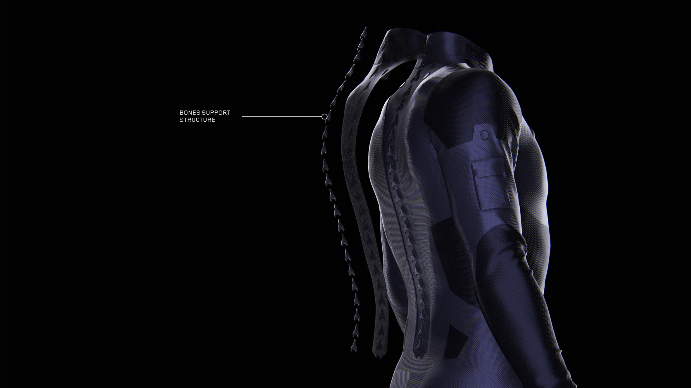 Space suits for SpaceX