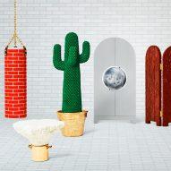 Studio Job designs limited-edition furniture for Gufram's new collectible range