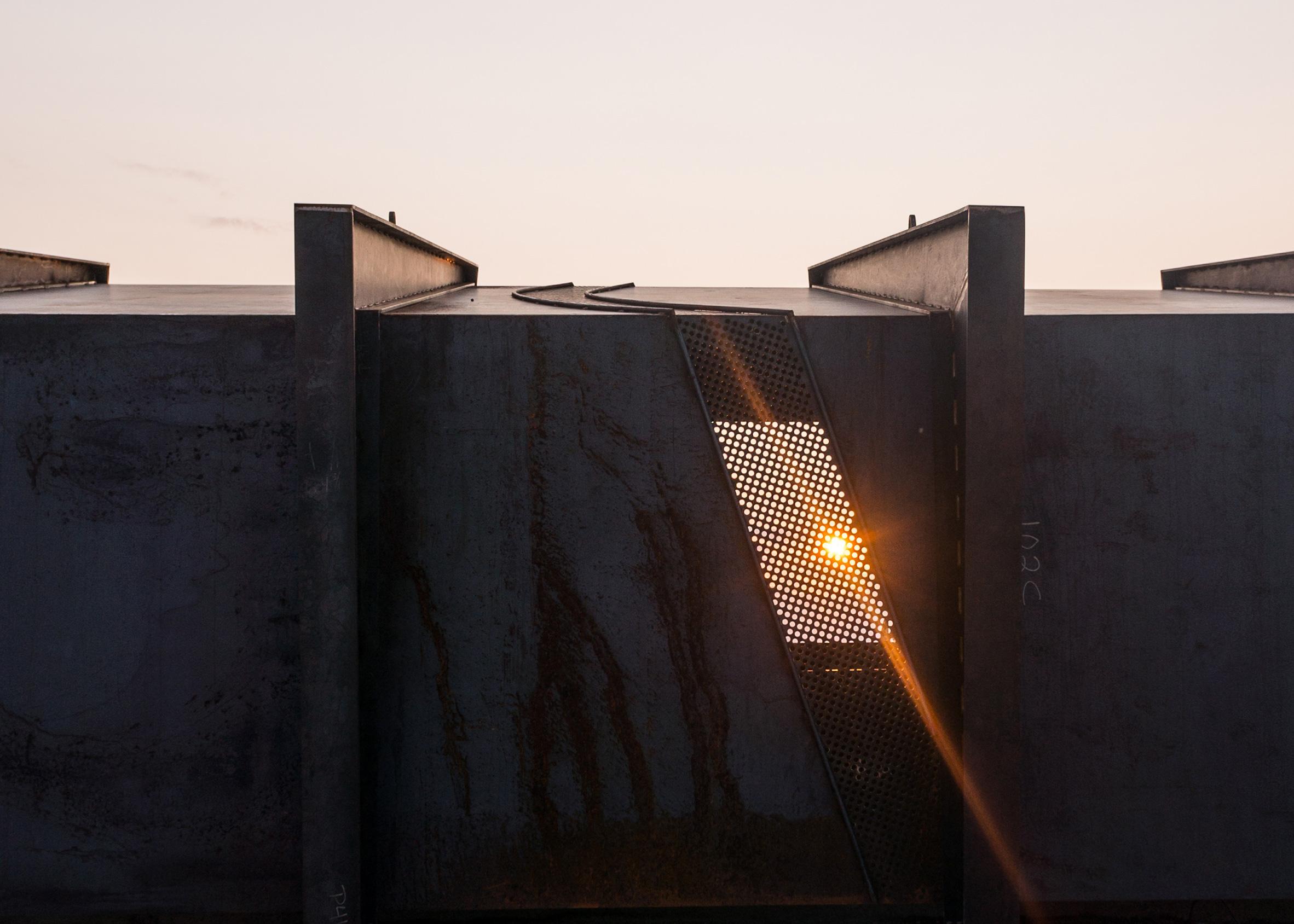 Sunset Pavilion, Firestone, Colorado, by Tomecek Studio Architecture