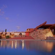 Taliesin West by Frank Lloyd Wright