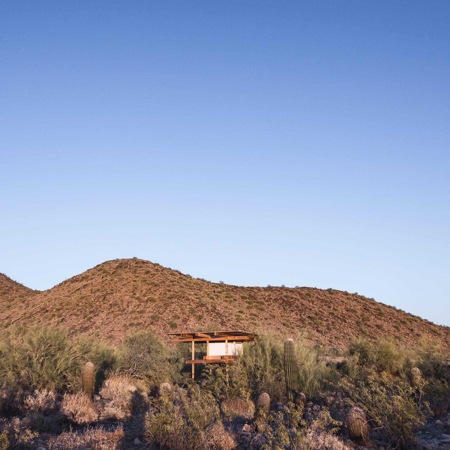 Atalaya Shelter by Jaime Inostroza
