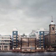Vision unveiled for London school powered by Thames tide