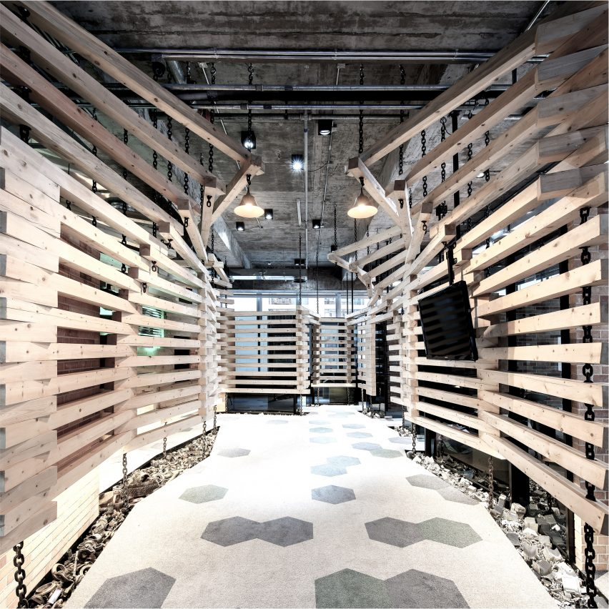 The Alchemist Office by Atelier E Limited. Golden A' Design Award Winner for Interior Space and Exhibition Design Category