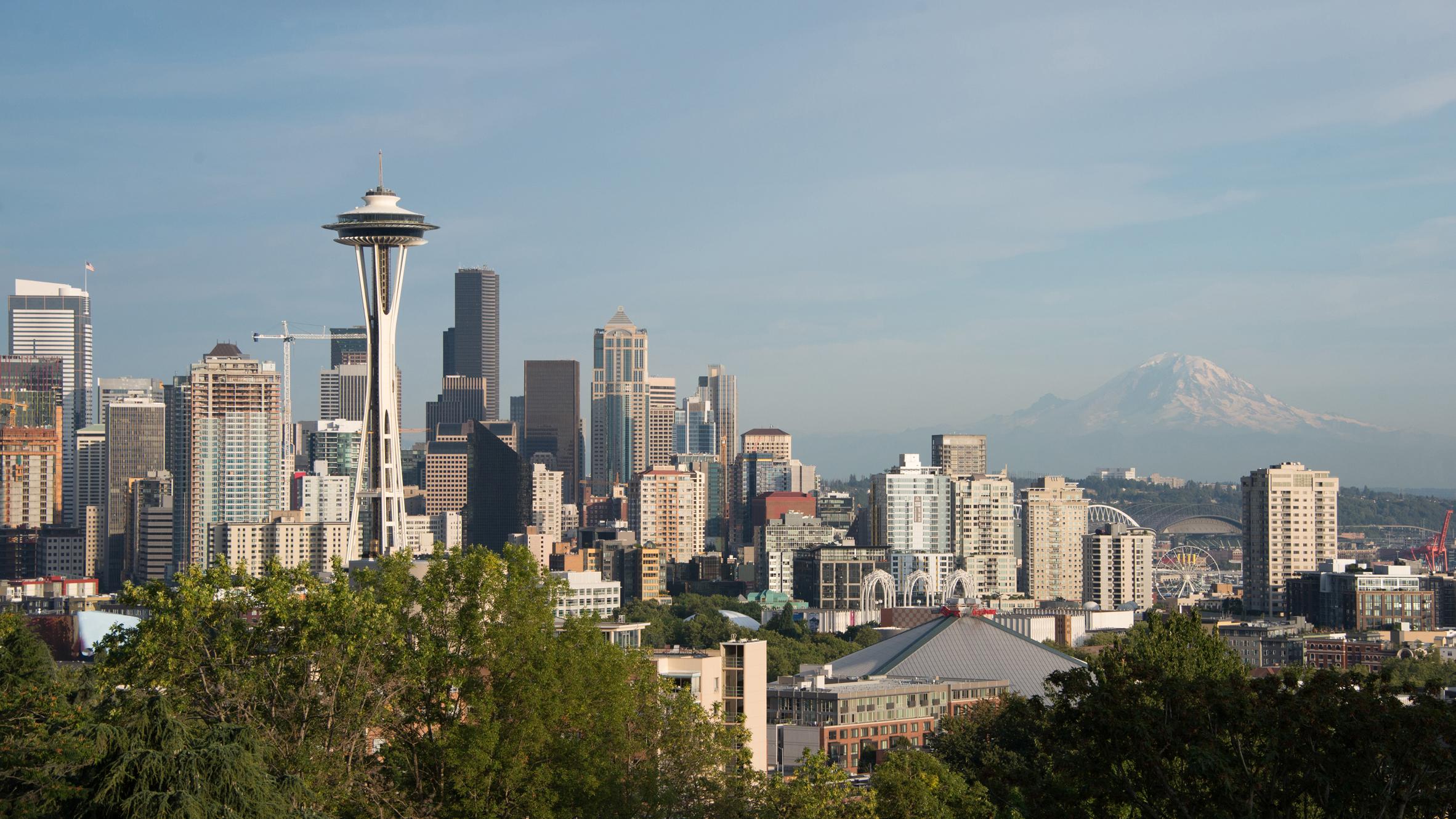 Olson Kundig set to overhaul Seattle Space Needle