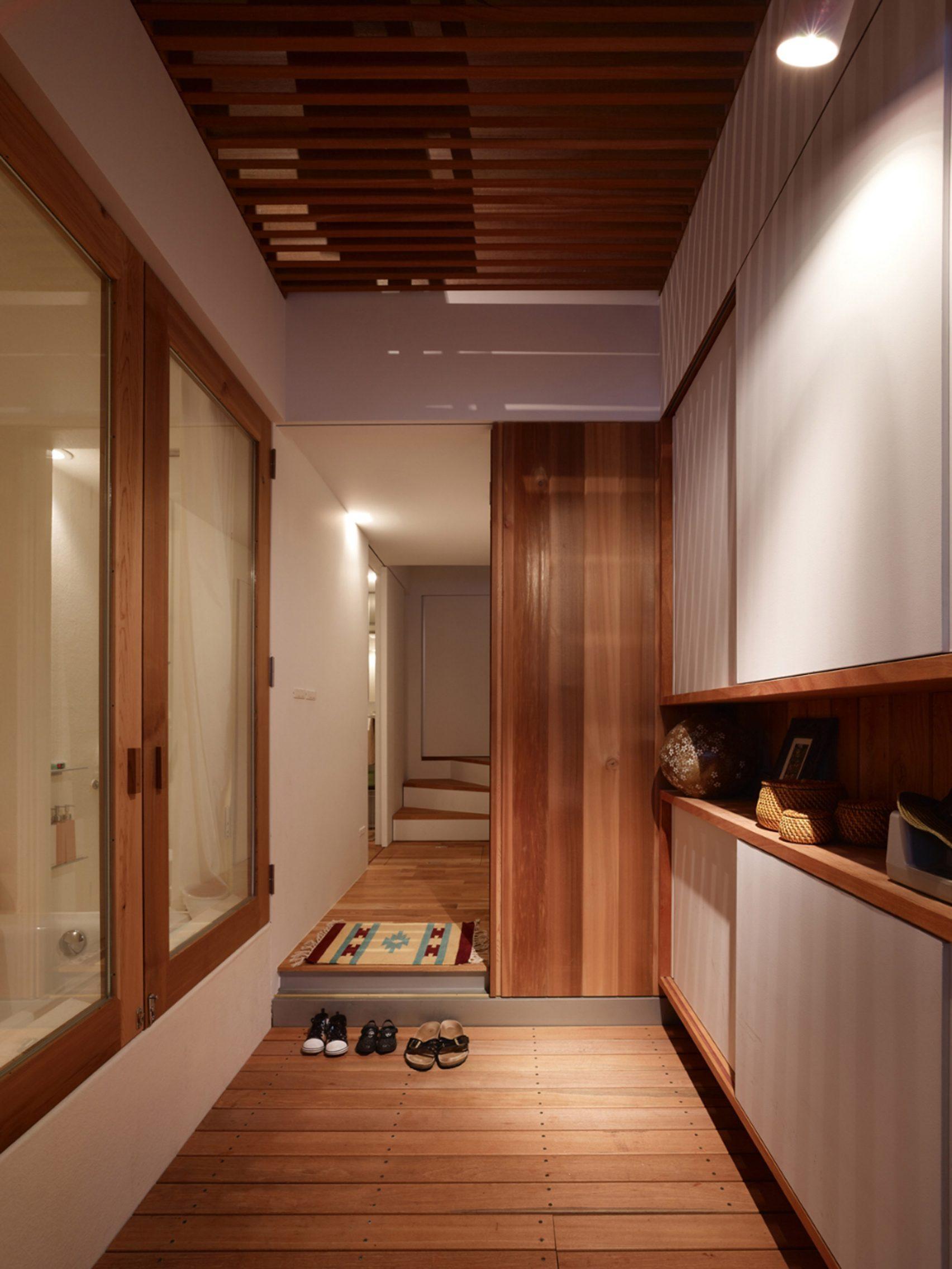 Rumah Mungil Lebar 2 5 Meter Di Kobe Ikons Id