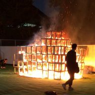 Tokyo Design Week cancelled after fire tragedy