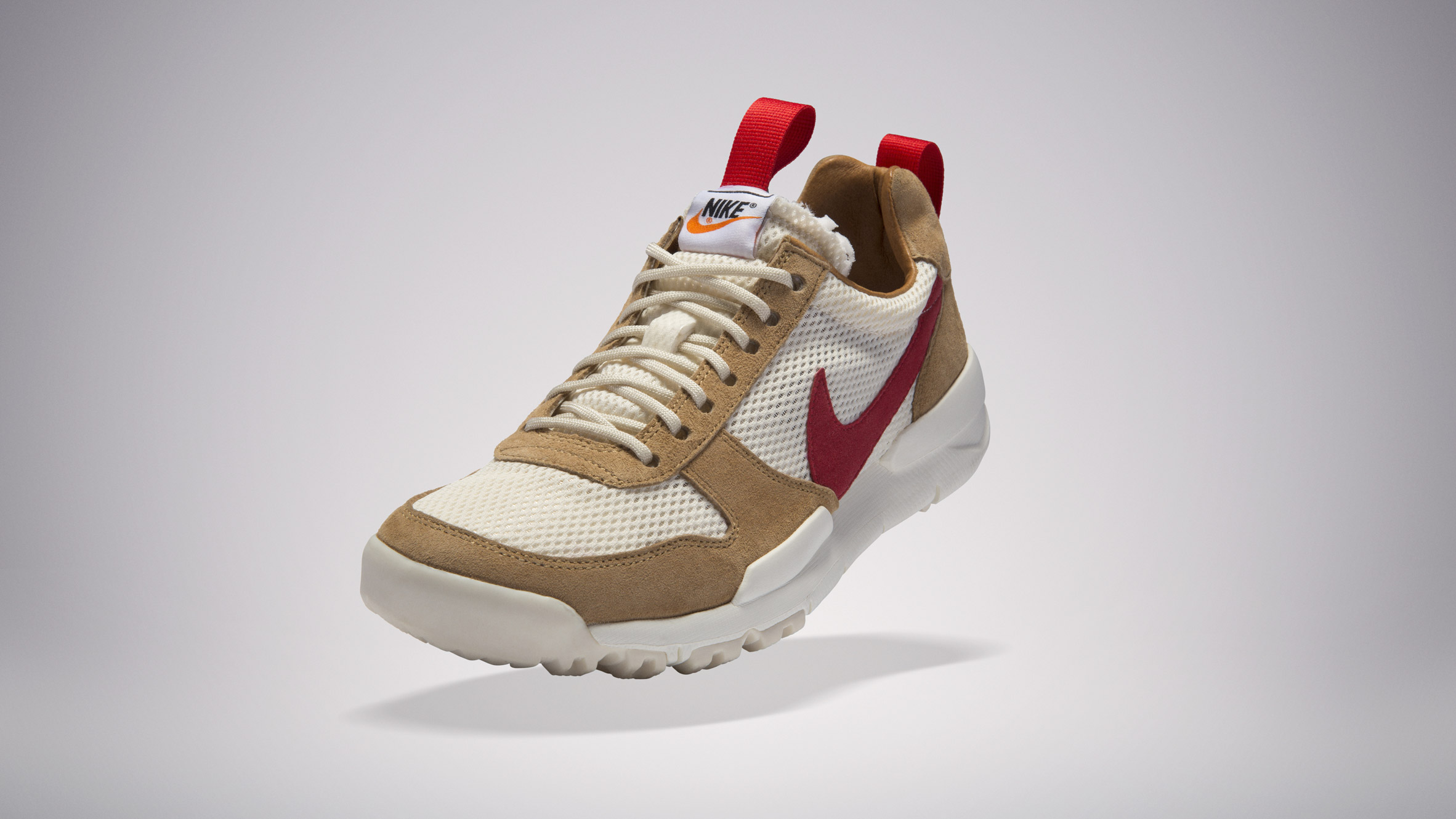 Tom Sachs releases second edition of Mars Yard sneakers for Nike
