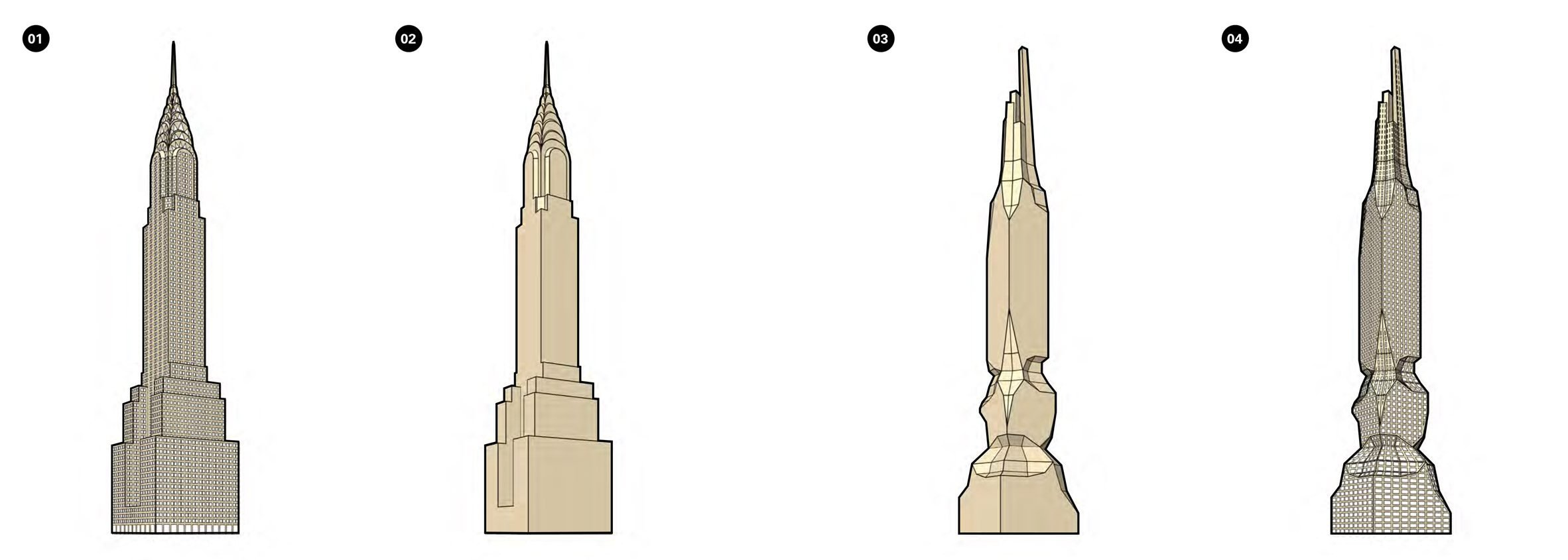 Updated Art Deco Landmarks