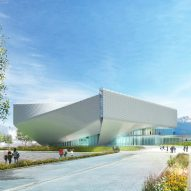 Diller Scofidio + Renfro's US Olympic Museum breaks ground