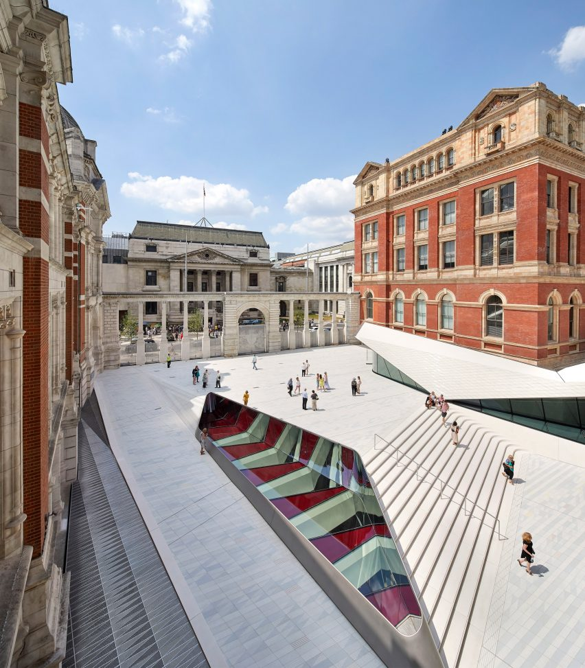 Victoria & Albert museum by AL_A