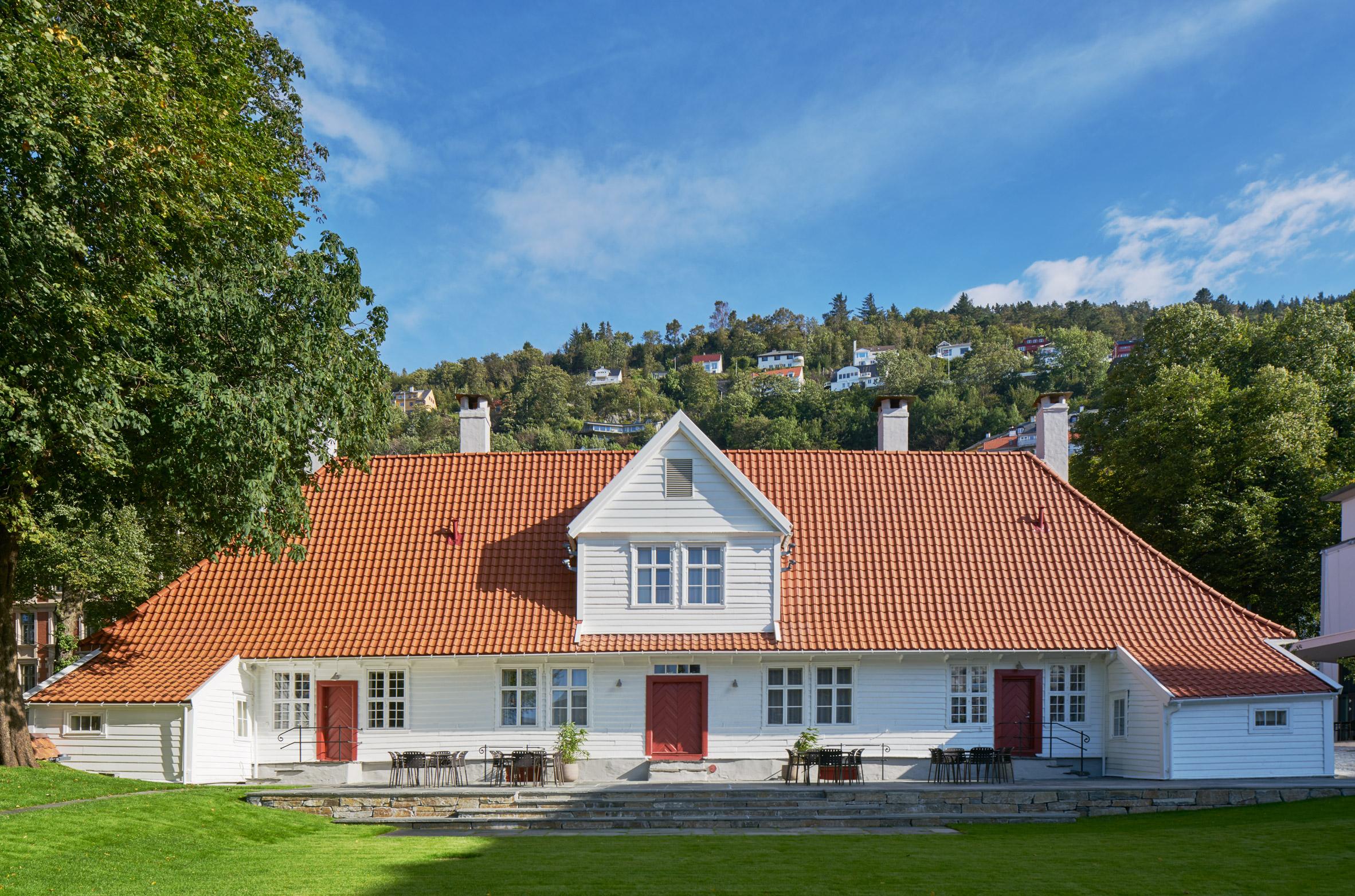 Villa Terminus hotel n Bergen by Claesson Koivisto Rune