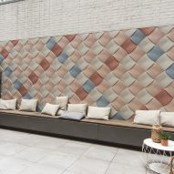Weave Tiles for Kaza by Note Design Studio