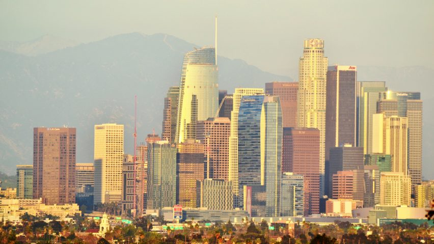 Wilshire Grand Center by AC Martin