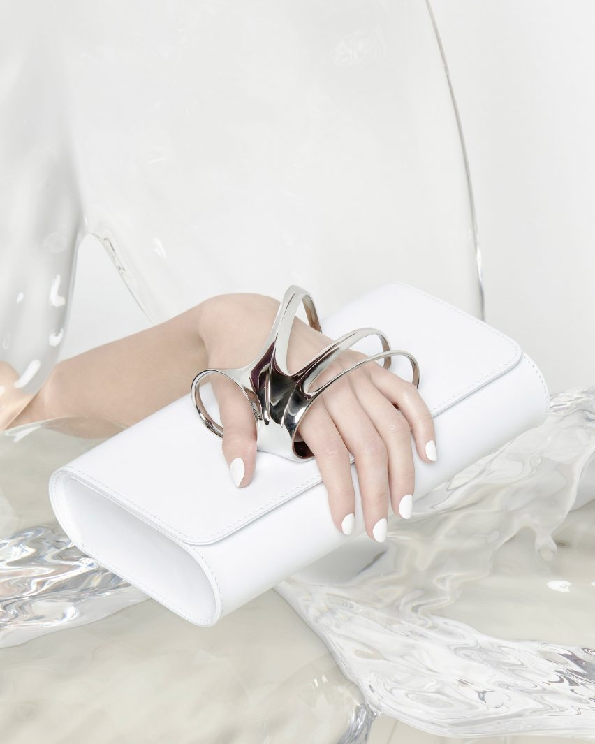 Zaha Hadid clutches