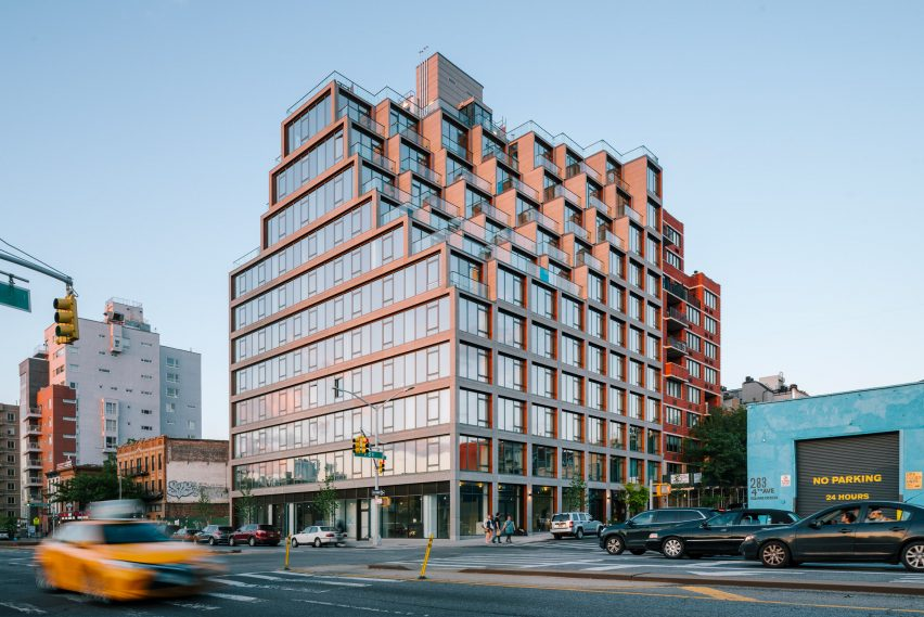 2511st Street, New York, by ODA