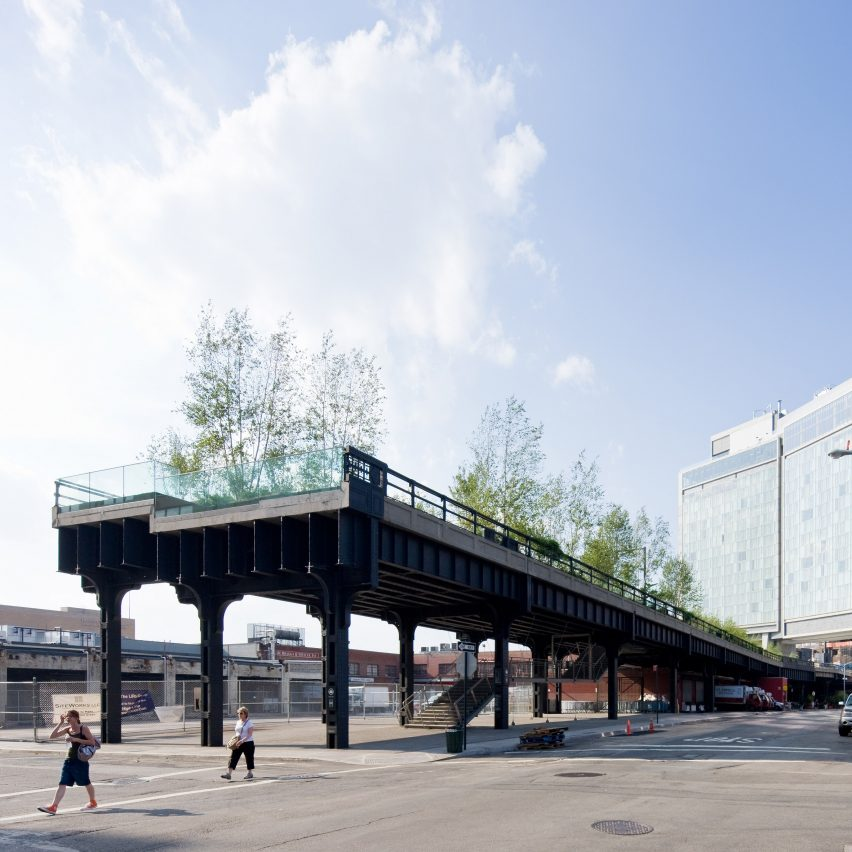 Architects can help to manage gentrification caused by projects like the High Line, says Liz Diller